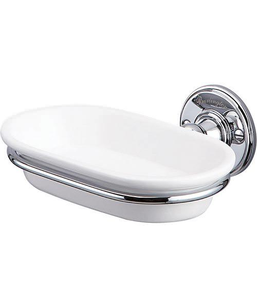 Burlington Chrome Plated Soap Dish