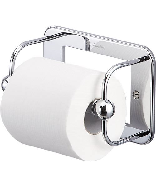 Burlington Chrome Plated WC Roll Holder