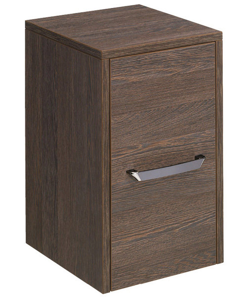 Bauhaus Essence Ebony 300mm Single Door Storage Unit