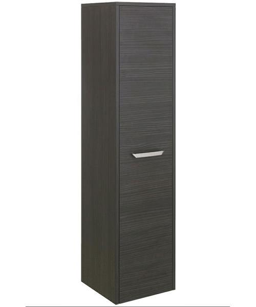 Bauhaus Essence Anthracite 350mm Tower Storage Unit
