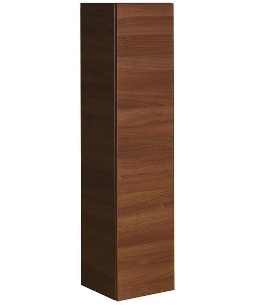 Bauhaus Elite Walnut 350mm Tower Storage Unit
