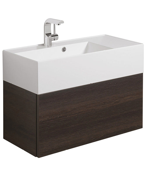 Bauhaus Elite Panga 700mm Single Drawer Basin Unit
