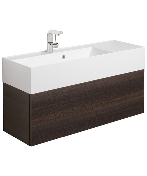 Bauhaus Elite 1000mm Single Drawer Basin Unit