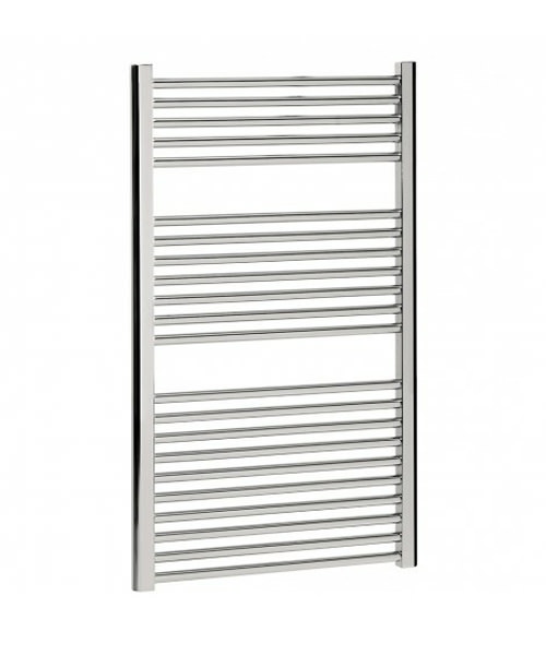 Bauhaus Design 600 x 1110mm Flat Panel Towel Rail