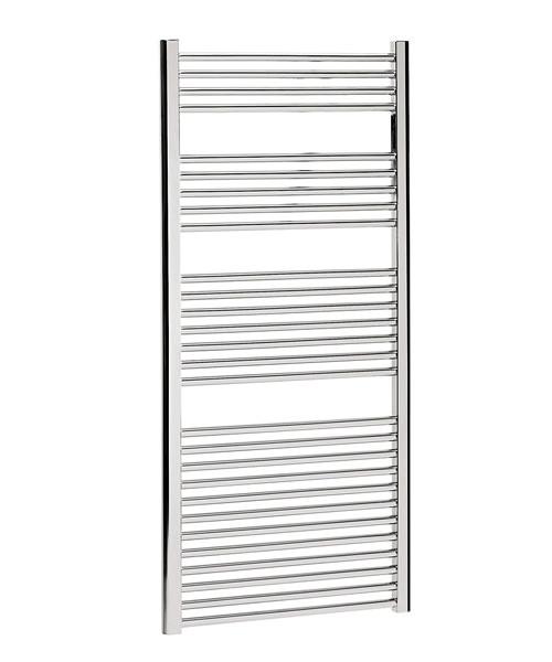 Bauhaus Design 600 x 1430mm Flat Panel Towel Rail