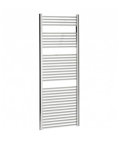 Bauhaus Design 600 x 1700mm Flat Panel Towel Rail