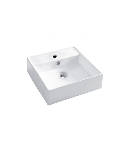 Bauhaus Tenerife 465mm Wide Wall Mounted Basin