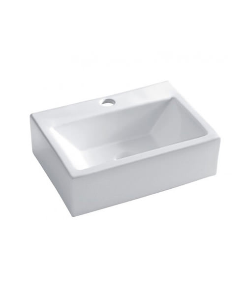 Bauhaus Gerona 425mm Wide Wall Mounted Basin