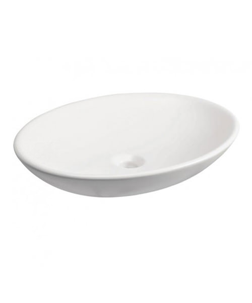 Bauhaus Scoop 620mm Wide Countertop Basin