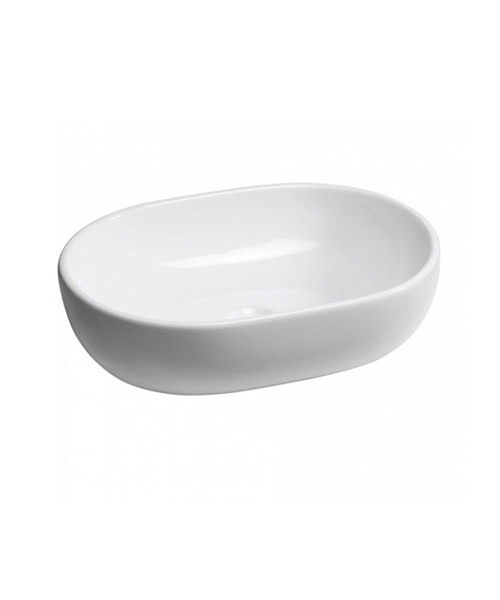 Bauhaus Toulouse 590mm Wide Countertop Basin