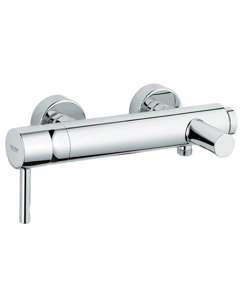 Grohe Essence Single Lever Bath Shower Mixer Tap With Diverter