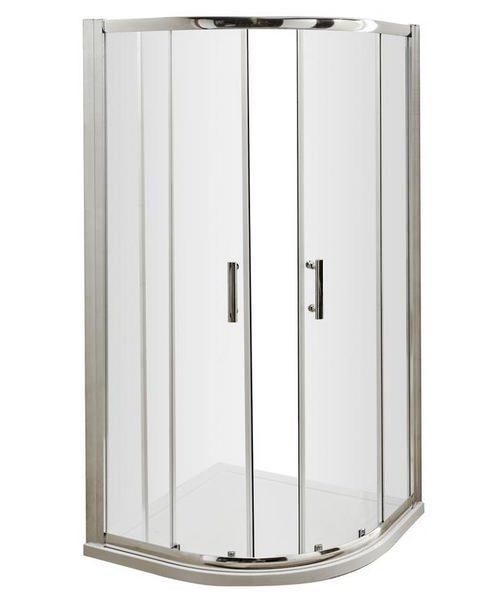 Beo 1000mm Double Door Quadrant Shower Enclosure