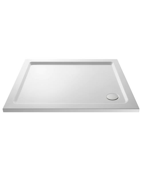 Beo Hydrastone 900 x 800mm Rectangular Shower Tray