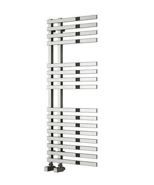 Reina Felino Chrome 500 x 775mm Designer Vertical Radiator