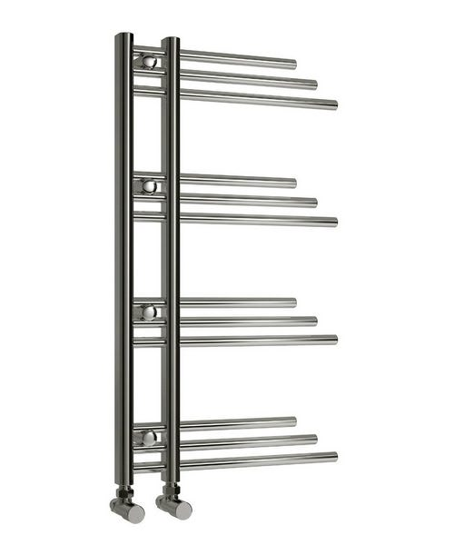 Reina Palmari Chrome 500 x 900mm Designer Radiator
