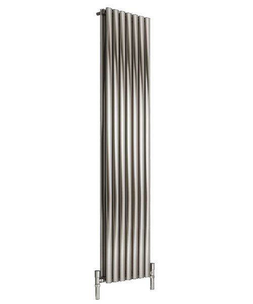 Reina Nerox Double Polished 295 x 1800mm Stainless Steel Radiator