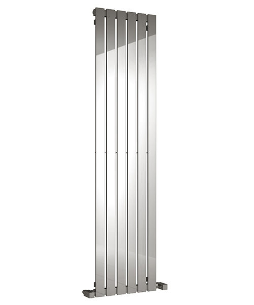 Reina Lavian 285 x 1800mm Polished Stainless Steel Radiator