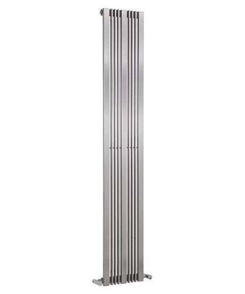 Reina Karia Satin Finish 430 x 1800mm Stainless Steel Radiator
