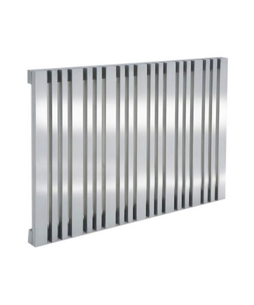 Reina Versa Satin Finish 665 x 600mm Stainless Steel Radiator