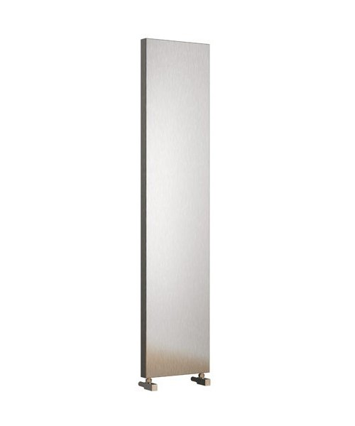 Reina Juno Satin Finish 400 x 1500mm Stainless Steel Radiator