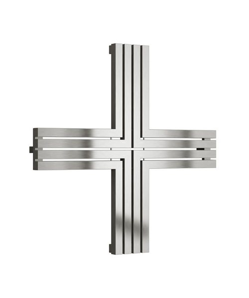 Reina Pozitive Stainless Steel Radiator 1000 x 1000mm