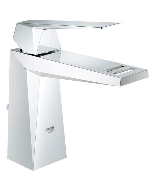 Grohe Spa Allure Brilliant Smooth Body Basin Mixer Tap Chrome