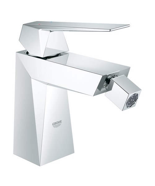 Grohe Spa Allure Brilliant Chrome Bidet Mixer Tap