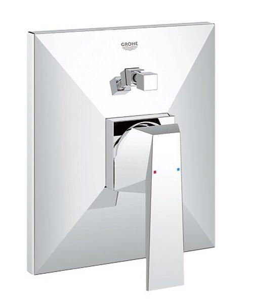 Grohe Spa Allure Brilliant Single Lever Bath Shower Mixer Valve Trim
