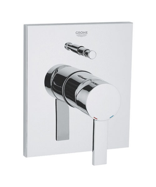 Grohe Spa Allure Chrome Concealed Bath Shower Mixer Valve Trim