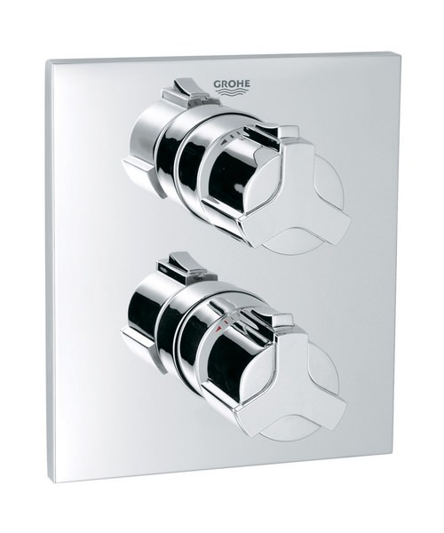 Grohe Spa Allure Concealed Thermostat Shower Mixer Valve