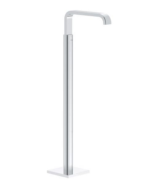 Grohe Spa Allure Chrome Floorstanding Bath Spout