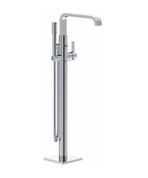Grohe Spa Allure Chrome Floorstanding Bath Shower Mixer Tap