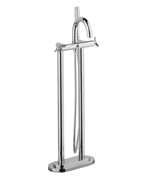 Grohe Spa Atrio Ypsilon Floor Mounted Bath Shower Mixer Tap