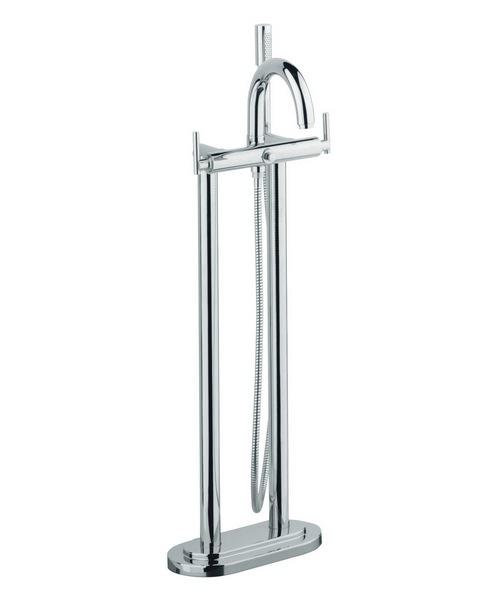 Grohe Spa Atrio Jota Floor Mounted Bath Shower Mixer Tap