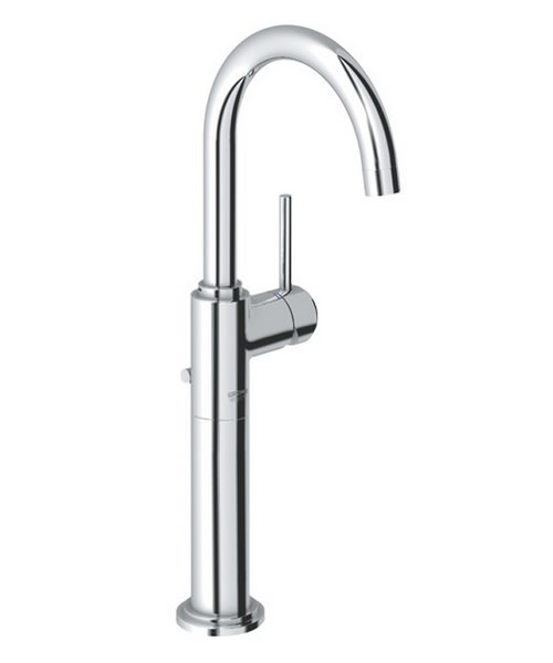 Grohe Spa Atrio Half Inch Monobloc Basin Mixer Tap With Pop Up Waste