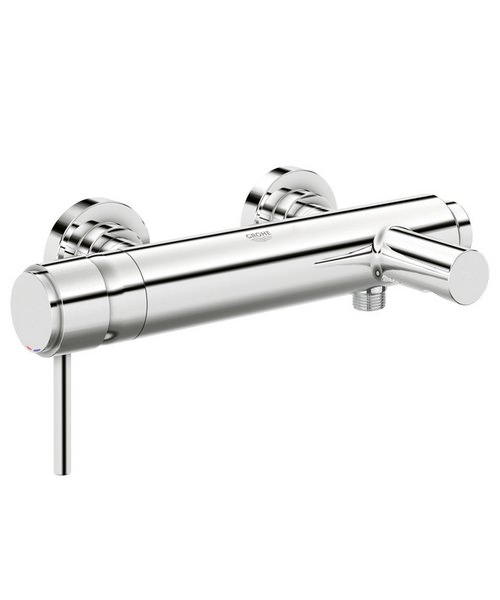 Grohe Spa Atrio Wall Mounted Exposed Bath Shower Mixer Valve
