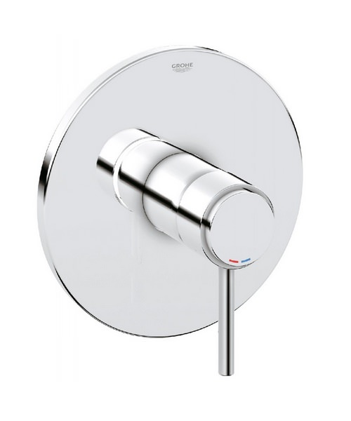 Grohe Spa Atrio Chrome Concealed Shower Mixer Valve Trim