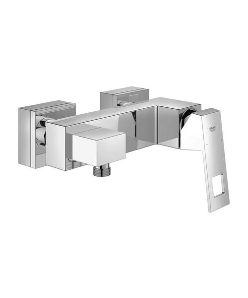 Grohe Eurocube Wall Mounted Exposed Single Lever Shower Mixer Valve