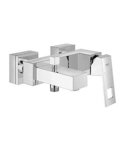 Grohe Eurocube Wall Mounted Single Lever Bath Shower Mixer Tap