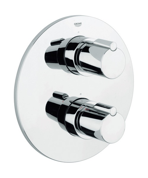 Grohe Tenso Thermostatic Shower Mixer Valve Trim