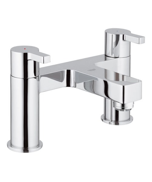 Grohe Lineare Chrome Deck Mounted Bath Filler Tap