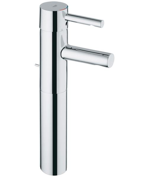 Grohe Essence Basin Mixer Tap Chrome For Free Standing Basin
