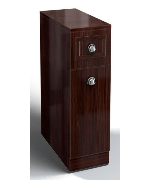 Burlington Vanity Joining Unit Mahogany