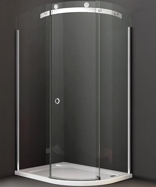 Merlyn 10 Series 1 Door Offset Quadrant Enclosure 1000 x 800mm