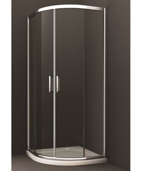 Merlyn 8 Series 2 Door Quadrant Shower Enclosure 1000 x 1000mm