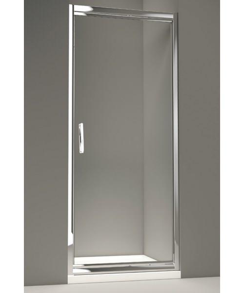 Merlyn 8 Series Infold Shower Door 700mm