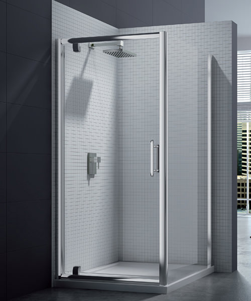 Merlyn 6 Series 700 x 1900mm Pivot Shower Door