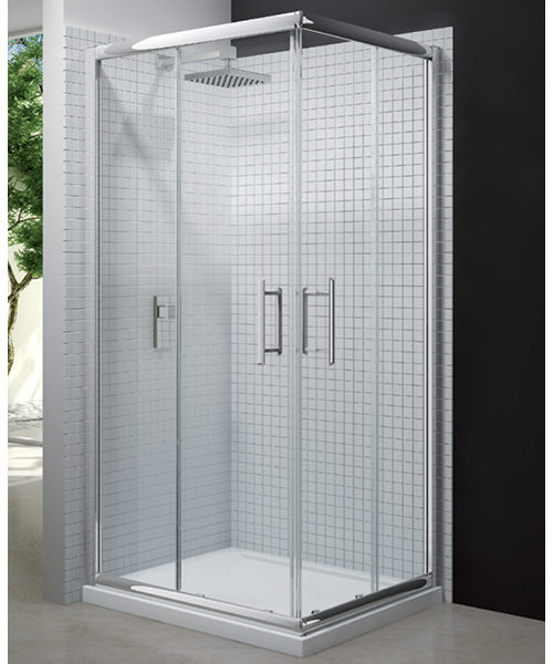 Merlyn 6 Series Corner Door Shower Enclosure 800 x 800mm