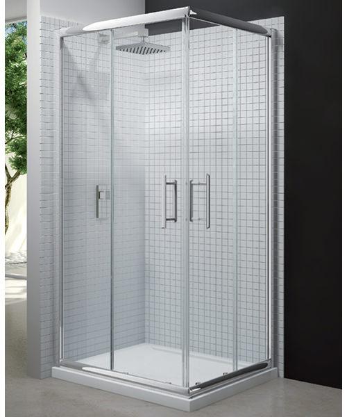 Merlyn 6 Series Corner Door Shower Enclosure 900 x 900mm