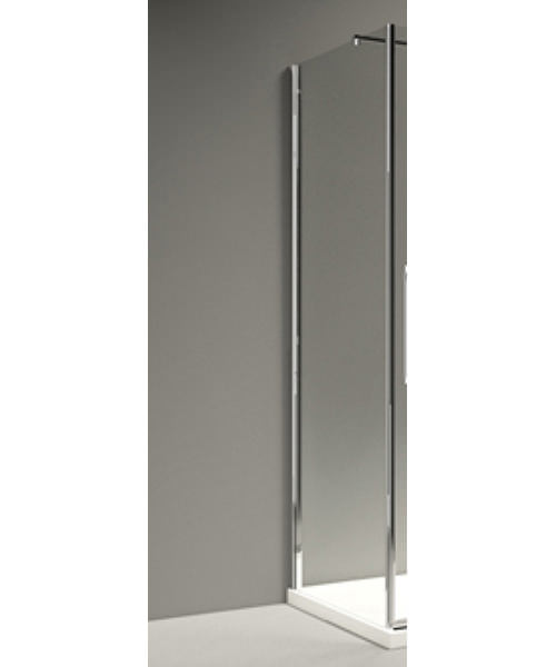 Merlyn 10 Series Clear Glass Side Panel 800 x 2030mm